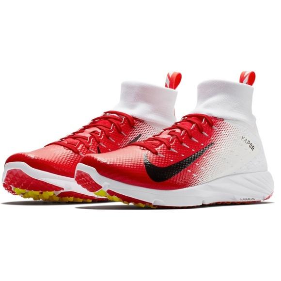 5cb2028f7b5 Nike Vapor Untouchable Speed Turf 2 Football Cleat.  M 5c6cdda68ad2f99b0bead6ba